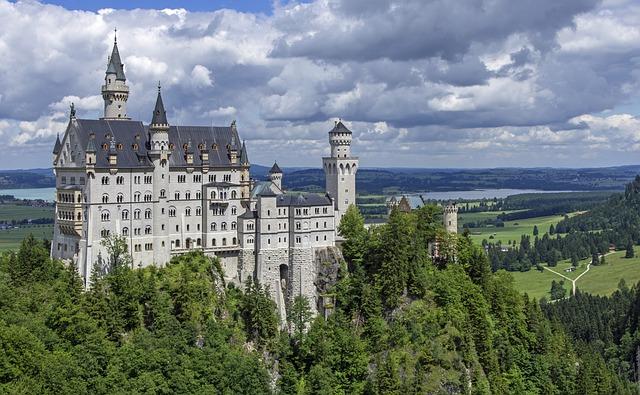 ドイツのお城