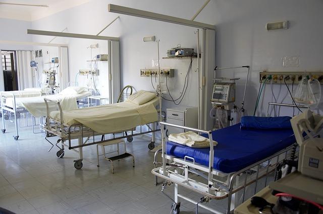 病院の診察室