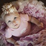 バレリーナの赤ちゃん