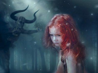 夢の中の少女
