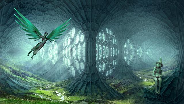 エルフの洞窟