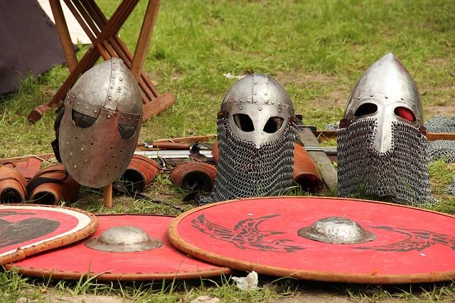 中世の武具