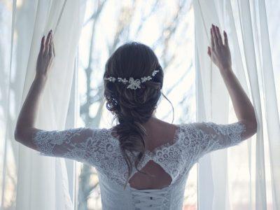 カーテンと花嫁