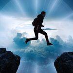 天国までジャンプ!