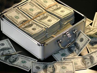 いっぱいのお金