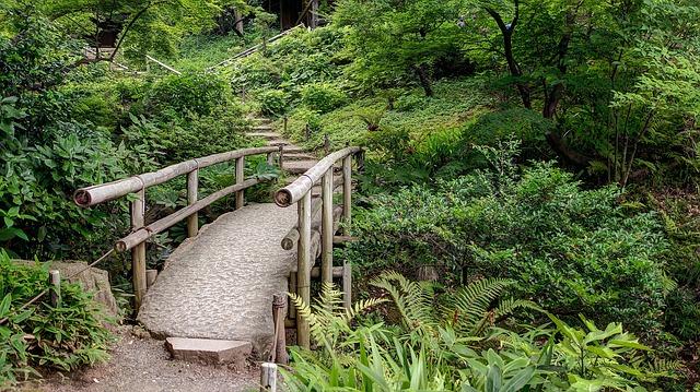 古い日本の橋