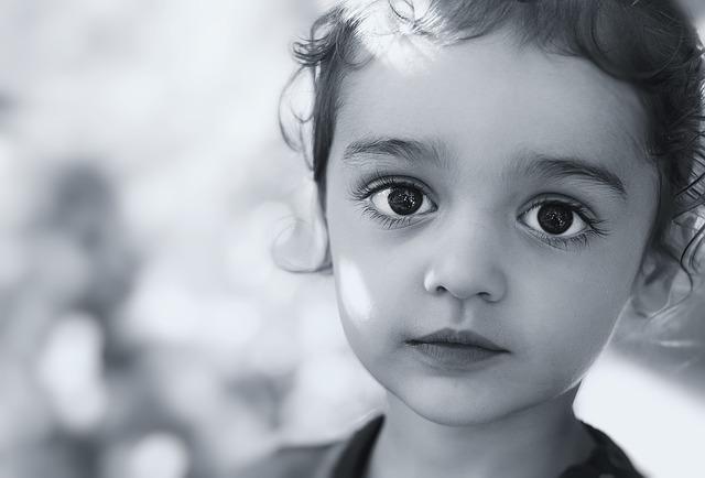 小さい女の子