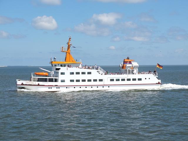 フェリーボート