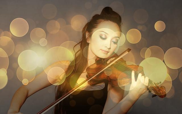 バイオリンニスト